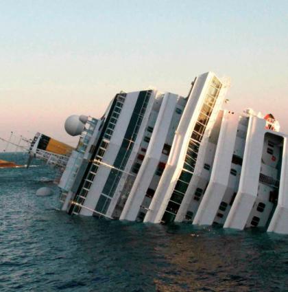 ARD DOKU – Die Todesfahrt der Costa Concordia
