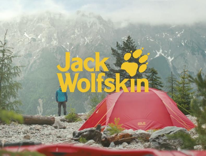 "Jack Wolfskin ""Freier Fall"""