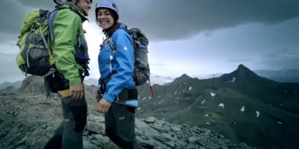 "Jack Wolfskin ""Outdoors is everywhere"""